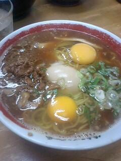徳島で食したもの。