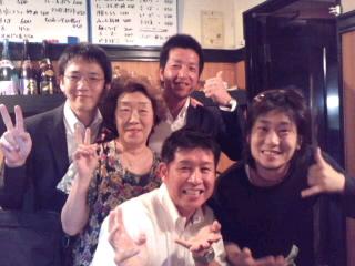先日の大阪での話。